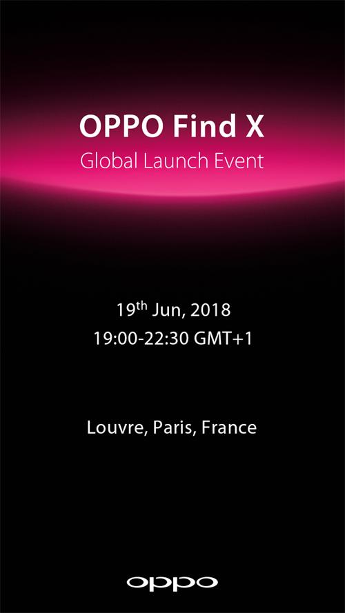 Oppo annonce son arrivée en France le 19 juin