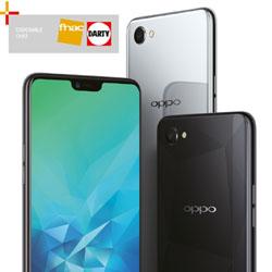 OPPO choisit Fnac Darty pour la distribution de ses mobiles en France