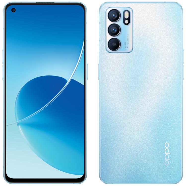 Oppo lance sa nouvelle gamme de smartphones 5G Reno6 et 6 Pro