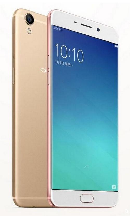 OPPO présente ses nouveaux smartphones : OPPO R9 et R9 Plus