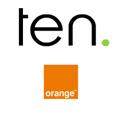 Orange annonce qu'il veut prendre le contr�le de Ten Mobile