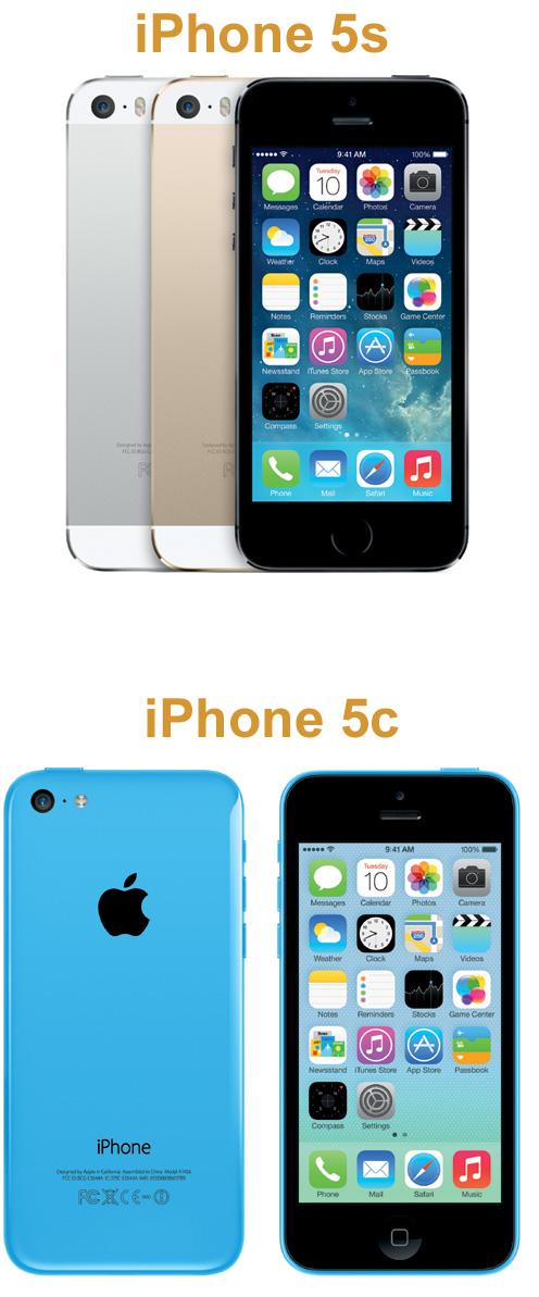 Orange commercialise l'iPhone 5s et l'iPhone 5c à partir d'aujourd'hui