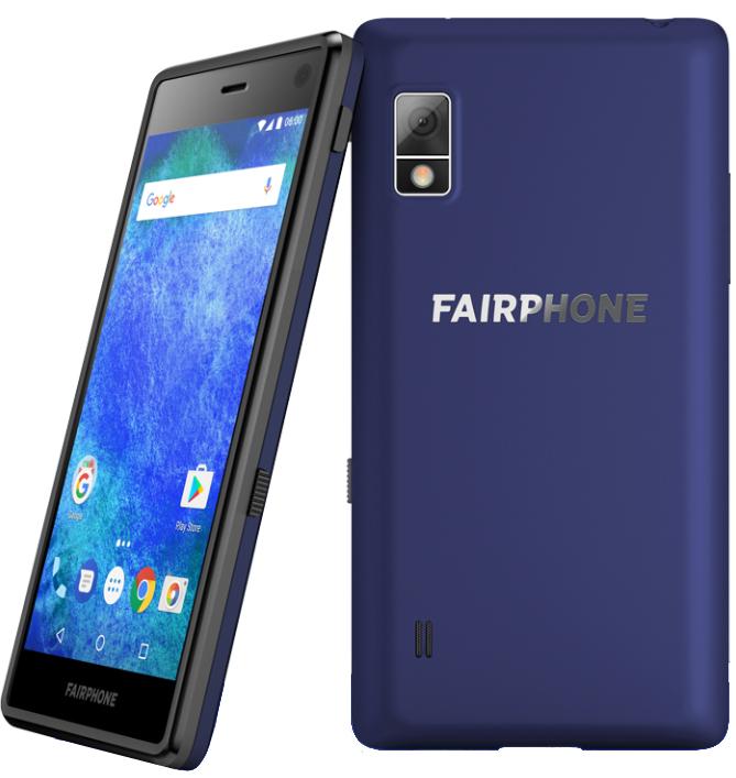 Le Fairphone 2 est commercialisé en exclusivité en France chez Orange