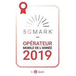 Orange est élu meilleur opérateur mobile sur l'année 2019