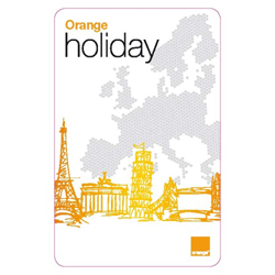 Orange holiday  s'�tend � la zone Europe