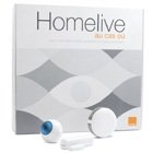 Homelive d'Orange  : une solution qui surveille sa maison via un mobile