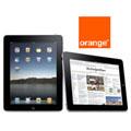 Orange lance ses nouveaux forfaits iPad