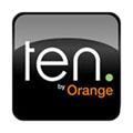 Orange ne commercialise plus les offres de Ten Mobile