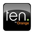 Orange ne commercialise plus les offres de Ten Mobile