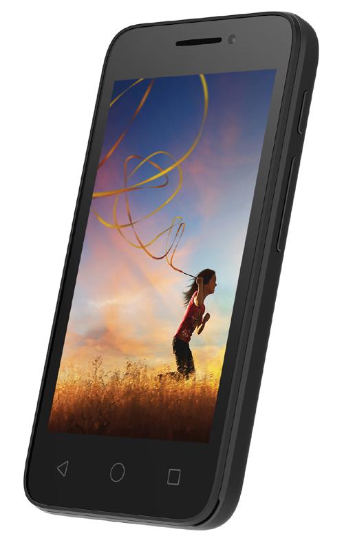 Orange Rise 30, un smartphone vendu en libre-service chez Orange