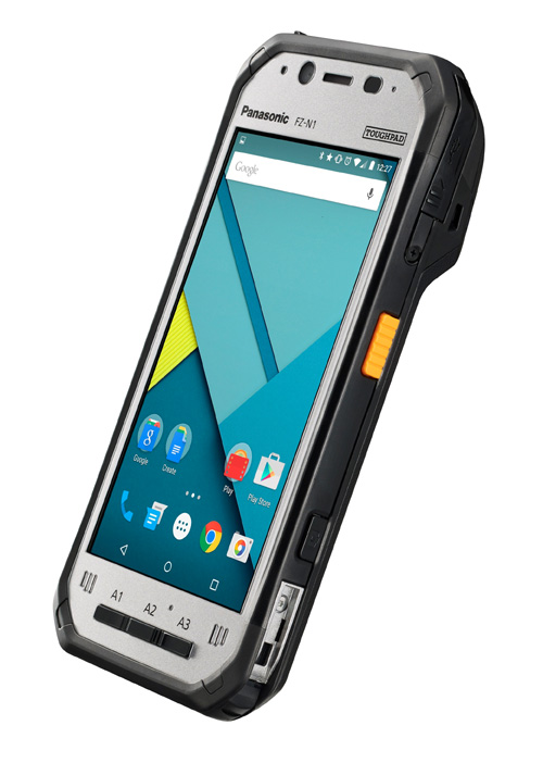 Panasonic lance ses Toughpad FZ-F1 et FZ-N1