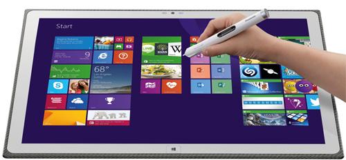 Panasonic lance une version haut de gamme de sa tablette TOUGHPAD 4K