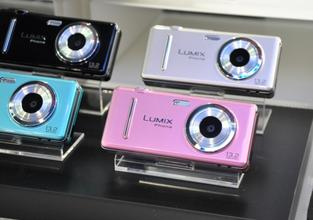 Panasonic va commercialiser des t�l�phones mobiles Lumix