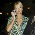 Paris Hilton aime son iPhone !