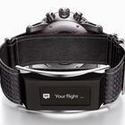 Pas de montre, mais un bracelet connect� chez Montblanc