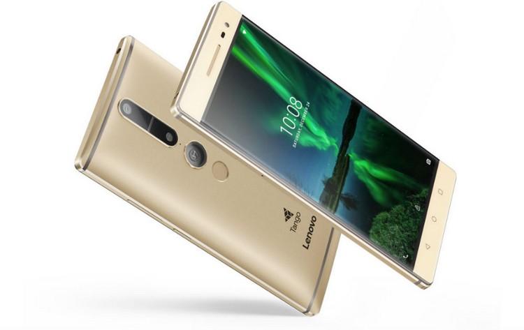 Lenovo Phab2 Pro : le premier smartphone avec Tango sera disponible en novembre