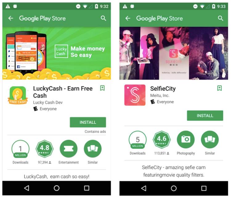 Le spyware Igexin infecte plus de 500 applications mobiles sur le portail Google Play