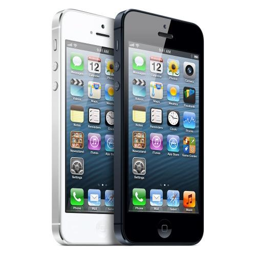 Plus de cinq millions d'iPhone 5 écoulés le premier week-end