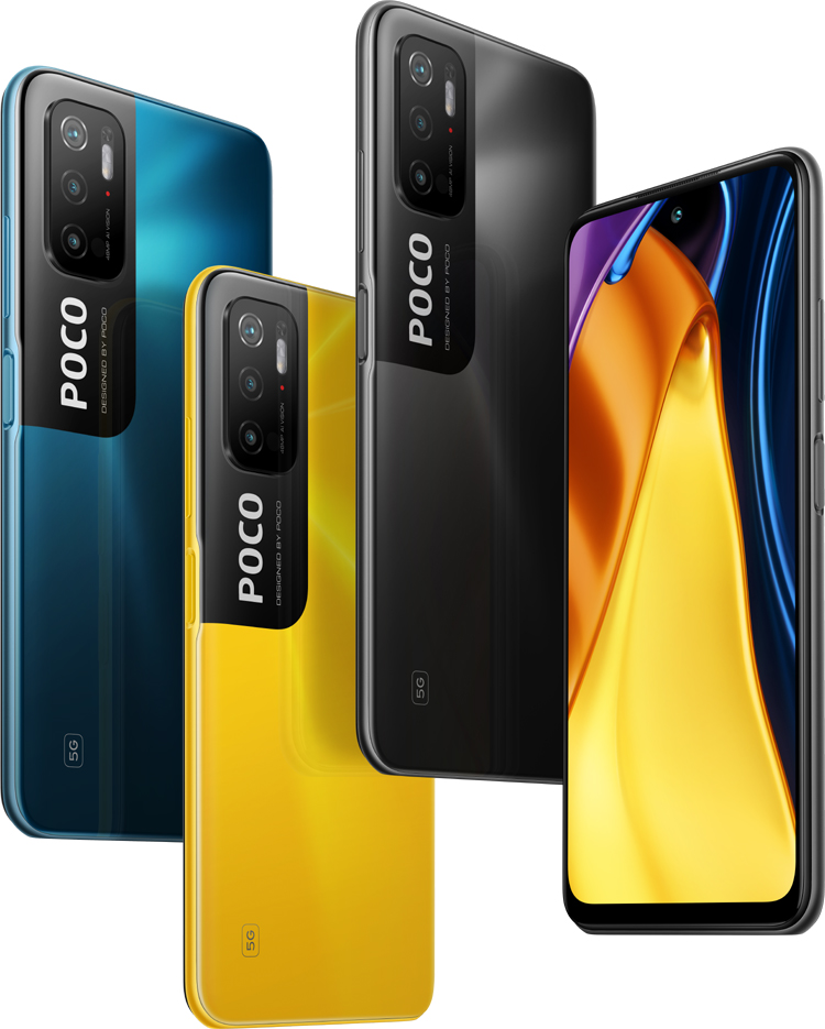 Poco M3 Pro 5G : photo 48 MP écran 90 Hz, et batterie 5000 mAh pour moins de 200 €