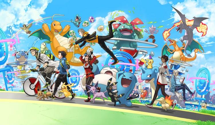 Pokémon GO : ce que Niantic a prévu pour le premier anniversaire du jeu