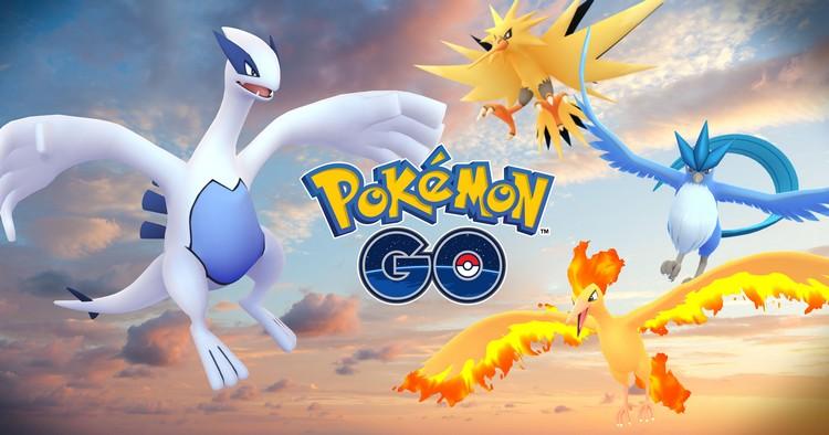 On sait désormais quand apparaîtront Electhor et Sulfura dans Pokémon GO
