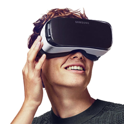 samsung gear vr le nouveau casque est disponible en pr commande. Black Bedroom Furniture Sets. Home Design Ideas