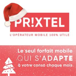 L'opérateur mobile Prixtel enrichit son forfait jusqu'à 50 Go au lieu de 30 Go