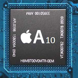 Processeur A10 : Apple vire Samsung au profit du processeur de TSMC