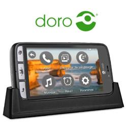 Quand le Doro 8031 joue avec les icônes
