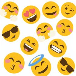 Quels sont les emojis les plus utilisés en juillet 2018 ?