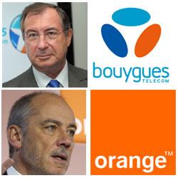 Bouygues Telecom et  Orange  seraient sur le point de trouver un accord