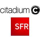RED de sfr.fr  signe  avec Citadium