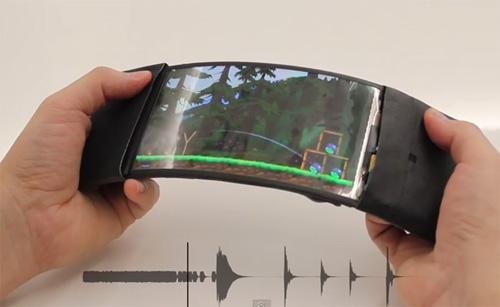 ReFlex : un prototype de smartphone pliable dévoilé