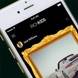 Rich Kids, l'Instagram du riche qui coûte 1000 € par mois