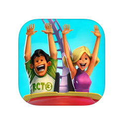 RollerCoaster Tycoon 3 d�sormais disponible sur iOS