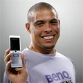 Ronaldo vs BenQ Mobile : la star r�clame son argent