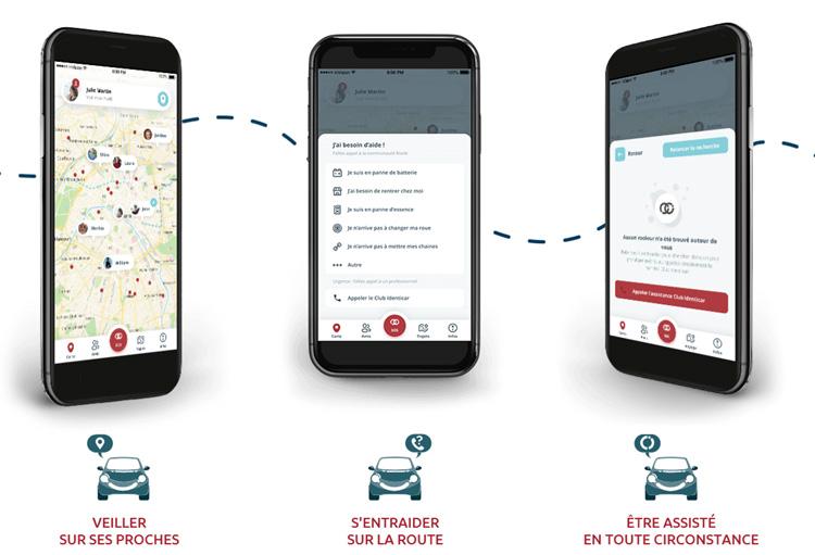 Roole : une application d'assistance communautaire entre automobilistes
