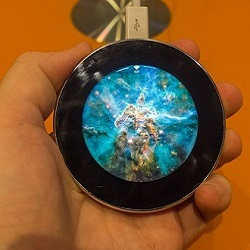 Runcible, un smartphone rond