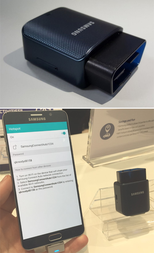 samsung connect auto le haut d bit 4g wi fi bord des. Black Bedroom Furniture Sets. Home Design Ideas
