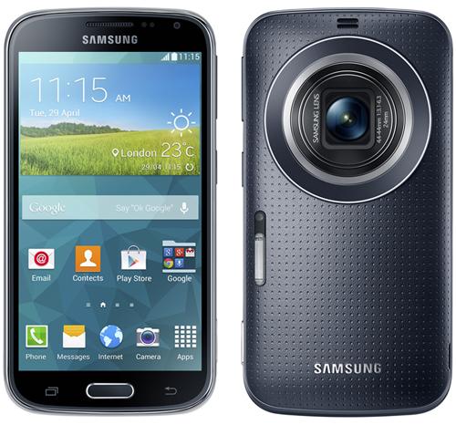 Samsung dévoile le Galaxy K zoom, un nouveau smartphone expert photo