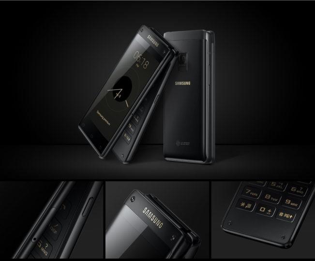 Samsung dévoile le Leader 8, précédemment connu comme le W2018
