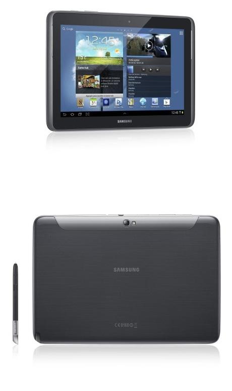 Samsung dévoile les nouvelles fonctions de sa tablette Galaxy  Note 10.1