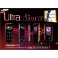 Samsung et Bouygues T�l�com lancent une gamme de mobiles en coffret avec le nouvel album de Cerrone