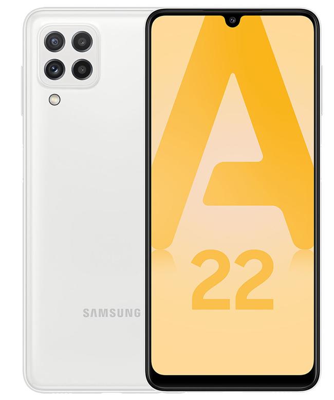 Samsung Galaxy A22 : deux nouvelles versions au choix 4G ou 5G