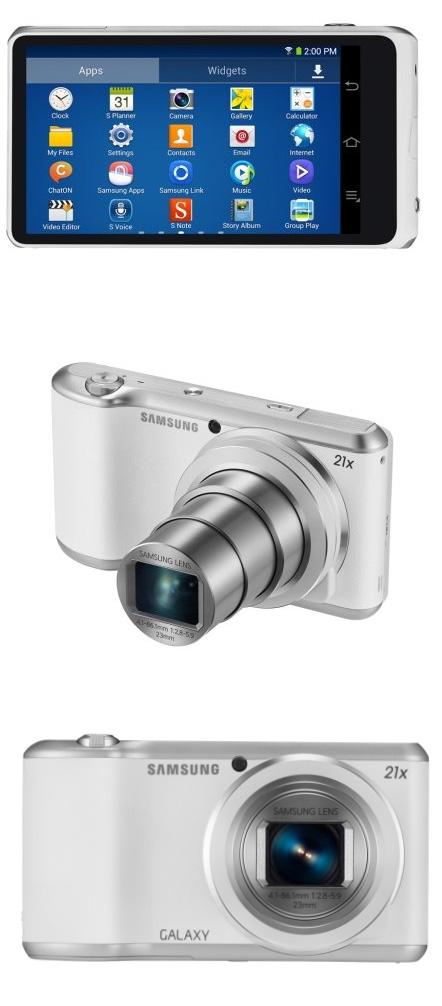 Samsung Galaxy Camera 2 : un appareil photo sous Android