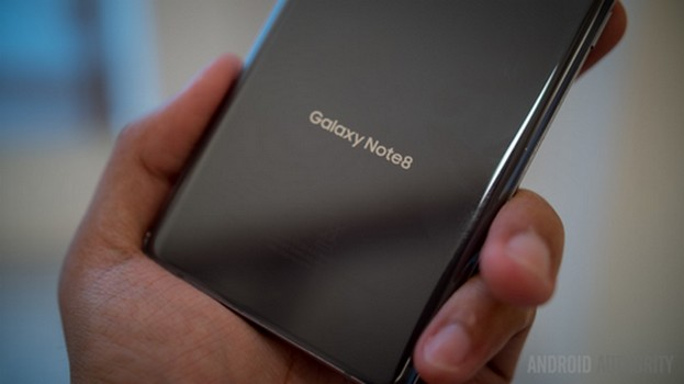 Le Samsung Galaxy Note 8a un problème de batterie