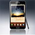 Samsung Galaxy Note : un terminal 5 pouces � mi-chemin entre le smartphone et la tablette