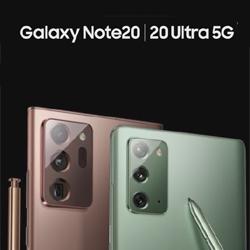 Samsung Galaxy Note20 Ultra et Note20 : les successeurs des Note 10