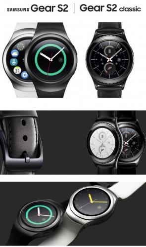 Samsung Gear S2 : une grosse mise à jour pour la montre connectée voit le jour