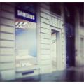 Samsung ouvre son premier magasin de marque à Paris